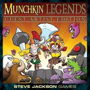 Munchkin Legends board game